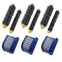 beater brush vacuum - Hepa Filter hair Brush for iRobot Roomba Series Flexible Beater Brush vacuum cleaner accessories