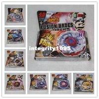 Wholesale New In Stock Rapidity Beyblade Beyblade Metal Fusion Beyblade all models mix Spin Top Toy M088