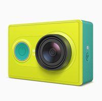 Wholesale Original xiaomi Xiaoyi Sports Camera Xiaomi Yi WiFi Action Mi Sport Camera MP FPS WIFI Ambarella Bluetooth Waterproof Smart Cam