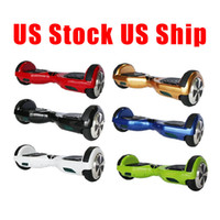 Wholesale USA warehouse days delivery to USA Mini Smart Self balancing Two wheel Electric Scooter waitingyou