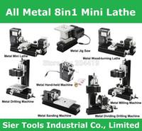 mini lathe - Metal Type All Metal in Mini Lathe Z8000M metal mini lathe kit W r in1 didactical lathe inspirational DIY lathe