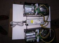 Wholesale Newest BTC miner Antminer S5 G with POWER SUPPLY two a Bitcoin Miner ASIC miner