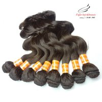 Wholesale Top Quality Remy Peruvian Virgin Hair Body Wave Natural Human Hair Weave Bundles Hair Extension Peruvian Body Wave Hair inch Available