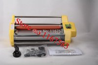 Wholesale 9 quot Laminator Four Rollers Hot Roll Laminating Machine