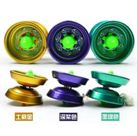 Wholesale Alloy Professional Magic YoYo Ball Bearing String Trick Kids Toy Brand New Good Quality