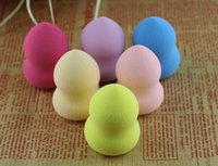 Wholesale hot sale Makeup Foundation Sponge Blender Blending Cosmetic Puff Flawless Powder Smooth Beauty Make Up Tool