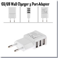 asus ac - EU Wall Charger Plug Adapter Port Home Travel AC Phone Charger for Oneplus Asus Lenovo Samsung Iphone s Sams New