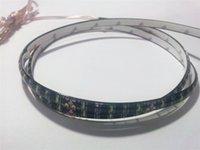 al por mayor 12v llevó tiras de luz al por mayor-10 PC / porción, los 60cm 4m m angosta la luz de tira 0603 tiras flexibles 0603 SMD cadena de la secuencia buena calidad China LED fabricante 12V LED al por mayor
