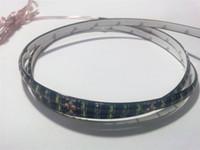 Wholesale 10 cm mm narrow strip light flexible strips SMD tape string good quality China LED manufacturer V LED