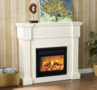 electric fireplace - indoor Imitation insert electric fireplace with remote control