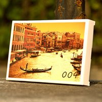 Wholesale 30pcs Venice scenery Postcards Beauty Greeting Gifts Cards Vintage style DIY MINI mm Poster Post card