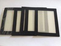 Wholesale Square shaped Non stick Silicoen baking Mat For Anti Slip x quot