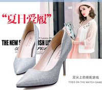 womans shoes - Hot Selling Fashion Wedding Shoes Womans High Heel Shoes Women Pumps Spike Heels Fashion Dress Shoes