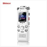 audio voice acoustics - Shinco X9 Mini Digital Audio Voice Recorder Pen Professional HD distance noise acoustic micro super long standby MP3 Player