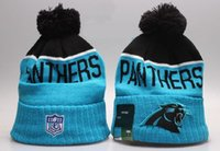 Wholesale Winter High Quality Beanie For Men Women Panthers Skullies Knit Cotton Hats HipHop Cap