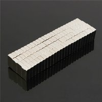 Wholesale High Quality N50 Strong Neodymium Block Magnets mmx3mmx5mm Rare Earth NdFeB Cuboid Magnet
