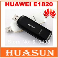 Wholesale Unlocked Huawei E1820 G USB Wireless Modem M usb dongle adapter