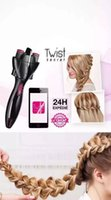 Cheap 2015 new arrival twist TW1000E Twist Secret Multistyle Hair Curling Irons Hairstyling Tool Easy to Twist Your Hair