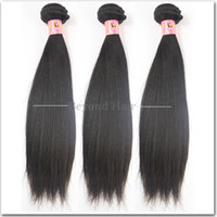 Wholesale 7A peruvian virgin hair weave unprocessed raw peruvian natural straight hair Bundles Mix Lenght to inch