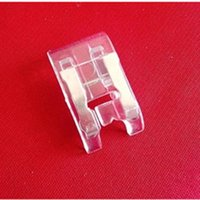 Wholesale New Invisible Stitcher Sewing Foot For Brother Janome Machine Singer Domestic