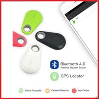 Wholesale Anti lost Smart Tag Bluetooth Tracker Child Key Tracer Finder Travel Locator Remote Water Shaped Free DHL Factory Direct