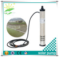Wholesale 12v dc solar pump cheap price high quality solar water pump for irrigation agriculture without solar panel