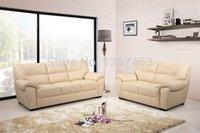 genuine leather sofa - Living room furntiure New design Sofa OEM SOFA