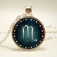 anatomy heart necklace - 10pcs Anatomical Heart Necklace Anatomy Jewelry Glass Cabochon Necklace