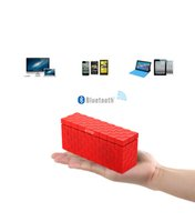 plastic cube - Home Theatre Bluetooth Speaker Plastic Cube Stereo Speaker My vision N11 with Motion Activated Hands Free And Memory card slot freeshipping
