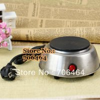 Wholesale Freeshipping Mocha pot stainless steel MINI stove Electric Hot Plate multifunction induction cooker portable coffee heater