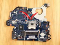 acer system board - MBR9702003 For ACER Aspire laptop motherboard system board P5WE0 LA P tested ok
