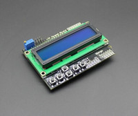 arduino display screen - LCD Keypad Shield LCD1602 LCD Module Display for arduino ATMEGA328 ATMEGA2560 raspberry pi UNO blue screen