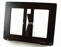 Wholesale Music Notes Stand Book Stand Holder Natural Red Wood Portable Table Counte For Guitar Piano Wholesales