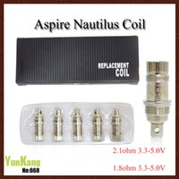 Cheap Aspire Nautilus Coils Best Aspire Nautilus replacement coil