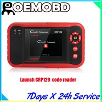 Code Reader auto transmissions - 2014 Original LAUNCH CRP129 Creader VIII OBDII EOBD Auto Code Reader CRP129 for Engine automatic transmission anti lock braking airbag