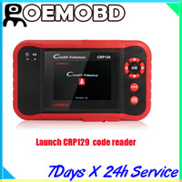 For BMW automatic transmission jeep - Original LAUNCH CRP129 Creader VIII OBDII EOBD Auto Code Reader CRP129 for Engine automatic transmission anti lock braking airbag