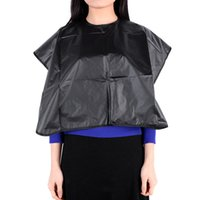 Wholesale Fashion Styling Tools Hair Cap Salon Apron Cape Hairdressing Waterproof Hair Dyeing Cloth Hairdressing Cape Care H14778