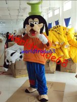 advertising high school - Professional High quality Goofy Mascot Costume Adult cartoon costumes advertising mascot animal costume school mascot fancy dress costumes