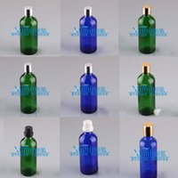 big head screws - Capacity ml Refined oil bottle electrochemical aluminum cover black big head cap glass bottle
