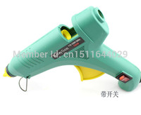 Wholesale 220V W Big Size Electric Heating Hot Melt Glue Gun with Switch Professional Repair Tool Glue Sticks order lt no track