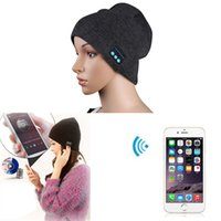 Cheap Chrismas gift Soft Warm Best Beanie Bluetooth Music Hat
