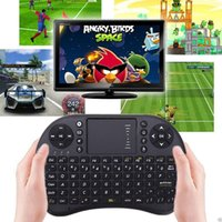 android notebook tablet - Mini Wireless Keyboard GHz English Air Mouse Keyboard Remote Control Touchpad For Android TV Box Notebook Tablet Pc