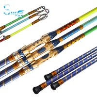 Wholesale Super power jigging boat trolling fishing rod pole M M deep sea spinning carbon fiber fishing rod vara de pesca