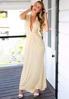 affordable maternity evening dresses - Prom Dresses Deep V Neck Draped for Special Occasion Vestidos De Formatura Affordable Evening Dresses for School