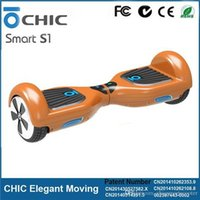 best scooter battery - CHIC Smart S1 Electric Scooter Wheel Balance Scooter Self Balancing Skateboard IO Hawk Unicycle Best Battery Mobility Hoverboard