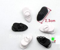 Wholesale Headphone Earphone Cable Wire Cord Clip Nip Clamp Holder Mount Collar Lapel