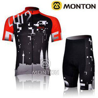 bicycle jersey manufacturer - 2014 Newest semi custom cycling jersey Road Bicycle wear suit MONTON cycling jersey Short Sleeve Riding Clothes cycling jersey manufacturers