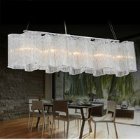 Wholesale DHL Lights Contemporary Chandelier Pendant Lamp Decoration lighting Hanging Ceiling Lamp Lights for living Room
