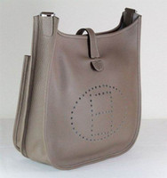 cheap handbags - Shoulder Bags Lady Style Cross Body bags Handbags New Women Bag Ladies Handbag Gray Oxhide Size Fashion Accessory Cheap Woman Handbags