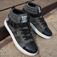 Wholesale New winter leisure male high fashion shoes